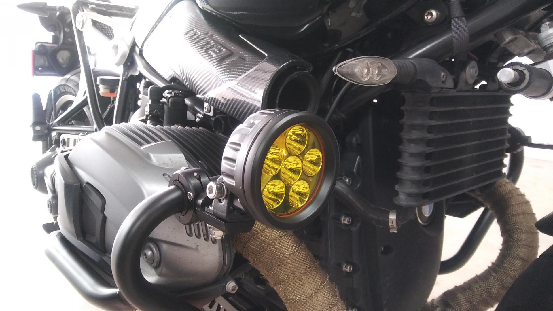 Installed led running lights and crash bars bmw ninet forum click image for larger version name 20170729150958g views 161 size 2081 aloadofball Gallery