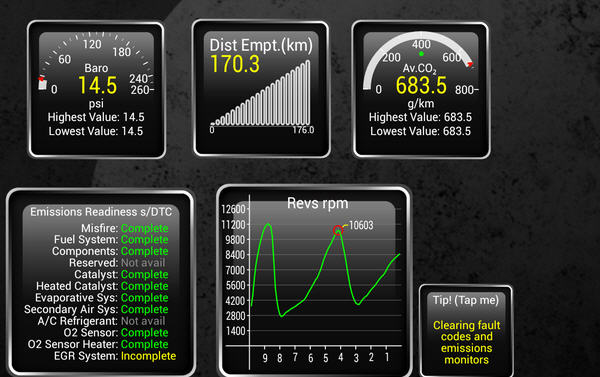 Obd tuning app android