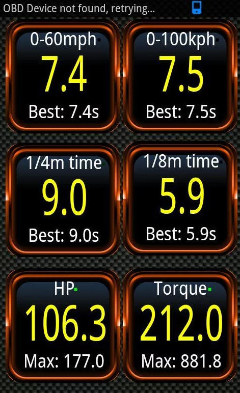 torque pro android version