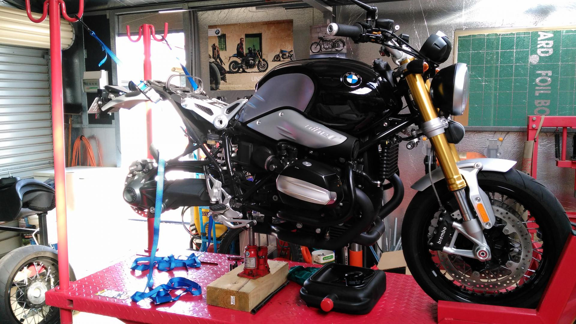 diy - final drive and gearbox oil change - page 6 - bmw ninet forum