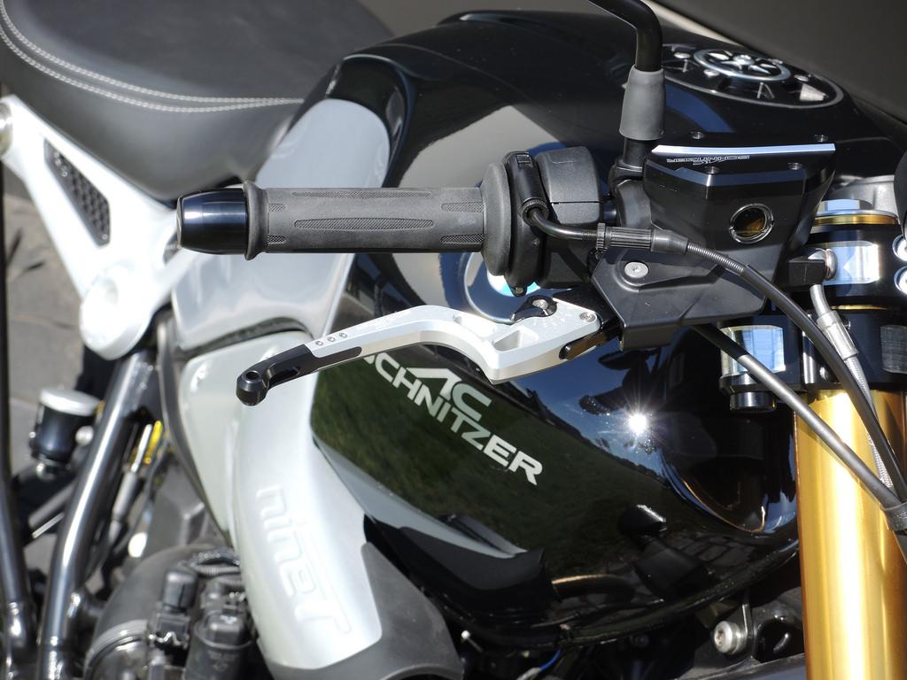 Click Image For Larger Version Name Clutch Brake Lever Set