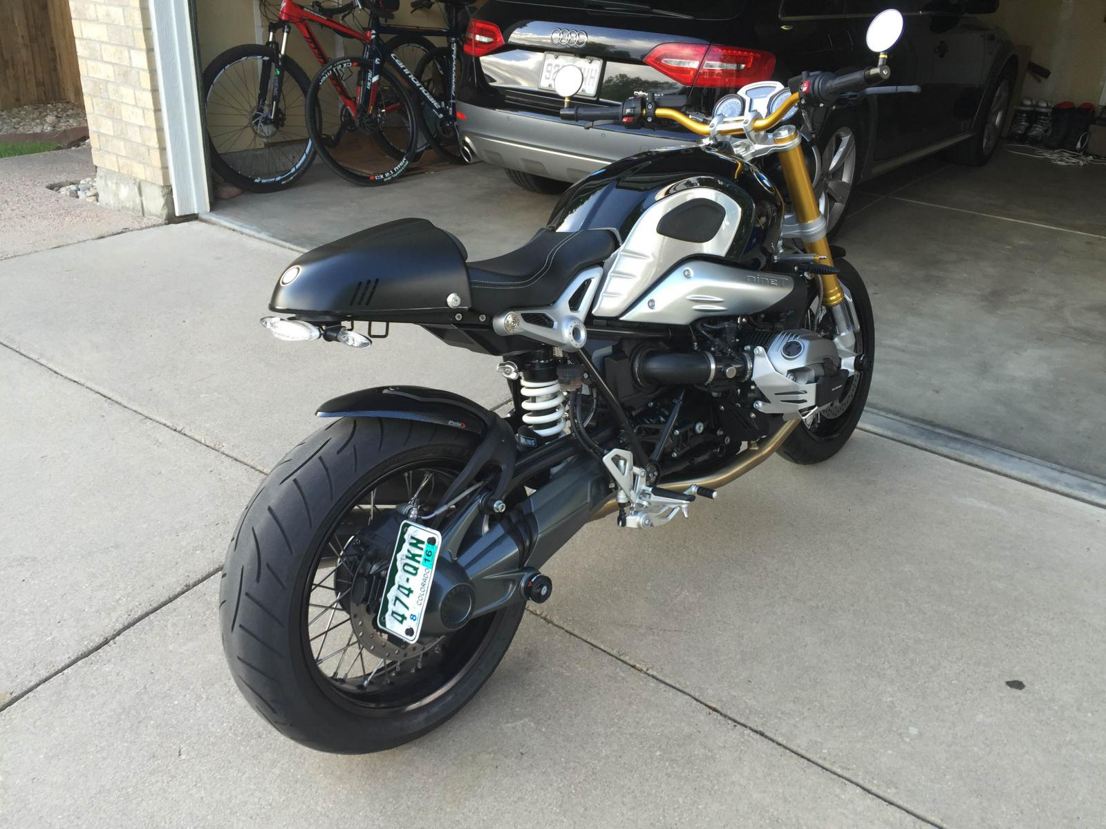 Bmw R Nine T For Sale >> SOLD: 2014 BMW R nine T lots of extras (Denver, CO) - BMW NineT Forum