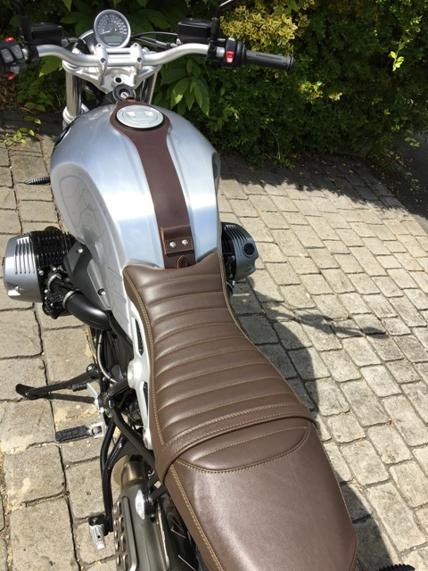 Unit garage seat cover bmw ninet forum for Garage seat nevers