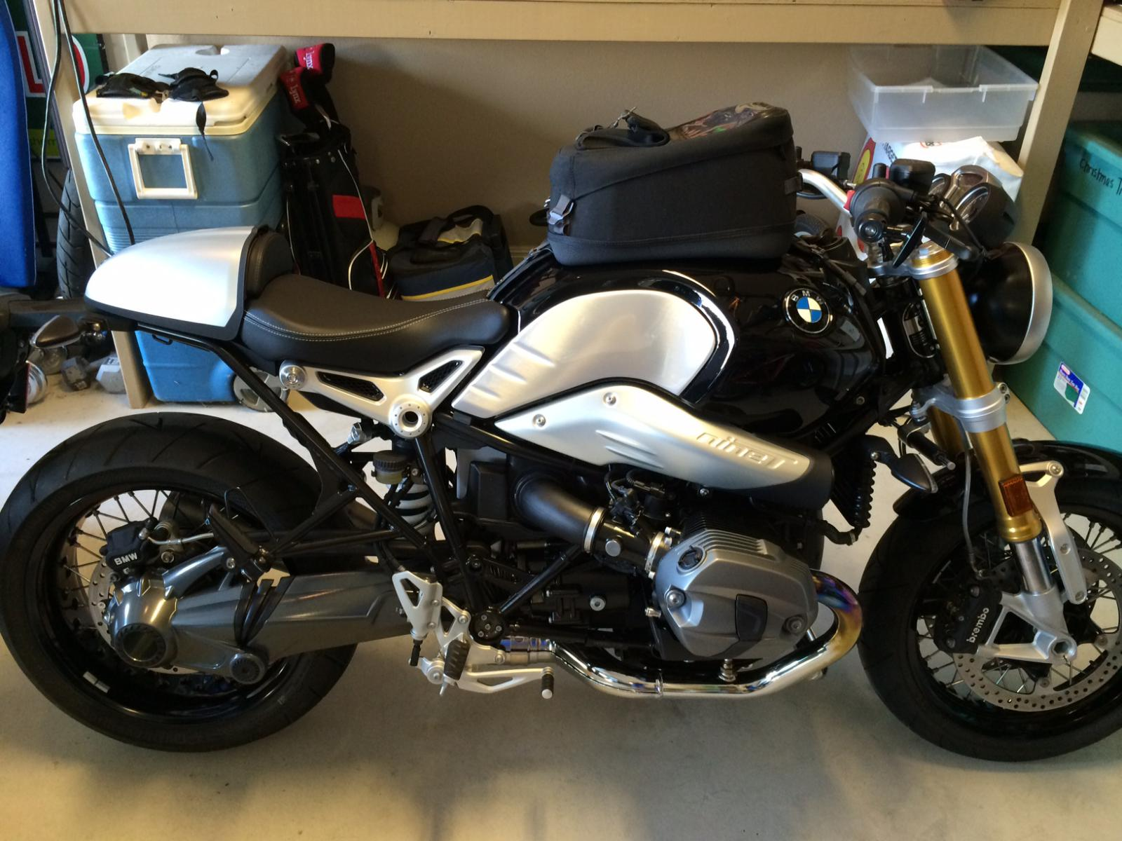Rizoma Spy Q Bar Ends Tank Bag Holder Bmw Ninet Forum