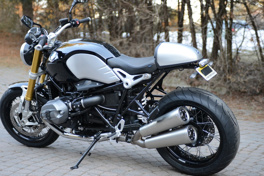 Bmw R Nin T >> LED blinkers, Euro LED light, and tail tidy done - BMW NineT Forum
