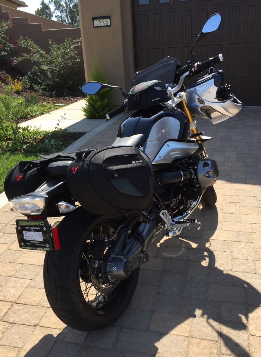 light touring set up bmw ninet forum bmw r9t racer click image for larger  version name