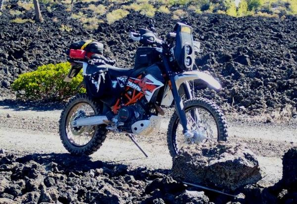 Showcase cover image for 690 Enduro