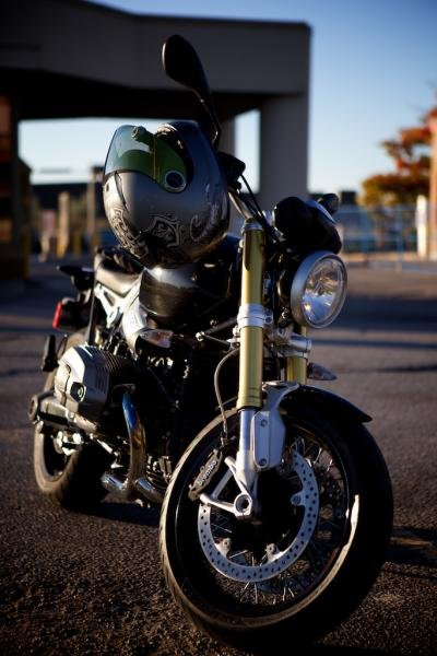 Showcase cover image for dinosaurbeach's 2014 BMW R NineT
