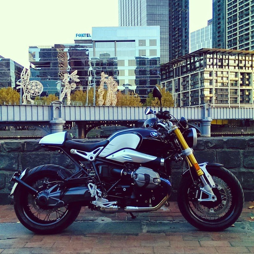 Hi from Melbourne, Australia | BMW NineT Forum