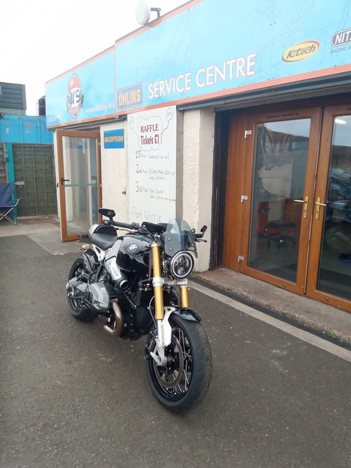Suspension mods tested | BMW NineT Forum