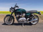 GreenBonnie01's 2016 Triumph Thruxton S