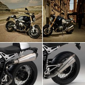 BMW NineT First Pictures